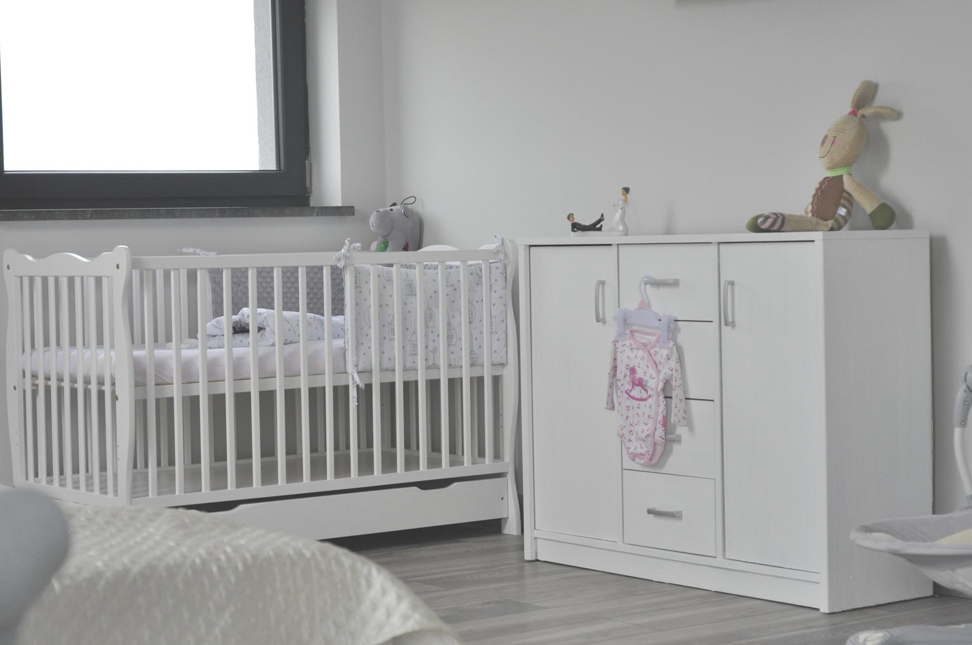 Masywnie Pokój noworodka. Osobno czy w sypialni rodziców? ⋆ matka-nie FZ06
